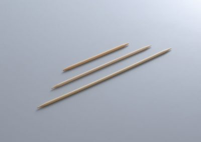 Double Point, set of 515cm(6″)