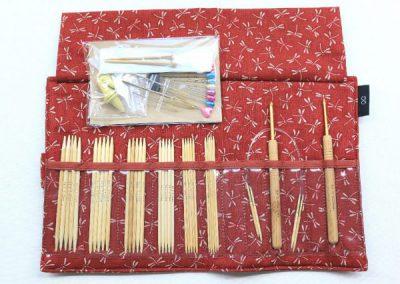 "Miniature SetDP: 10cm (4""), Crochet: 13cm (5"")Circular: 22cm (9"")9 sizes, ID: 57807 (US/Europe/Nordic)"