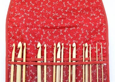 "Crochet HooksFull Set, 15cm (6"")15 sizes, ID 57818 (US)"