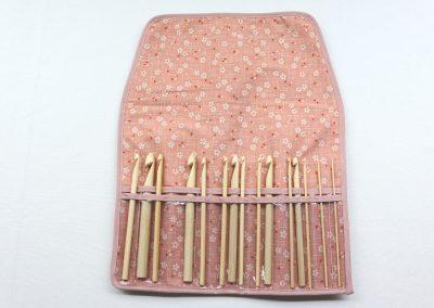 """Crochet HookFull Set, 15cm (6"""")15 sizes, ID 57821 (EU/NRD)"""