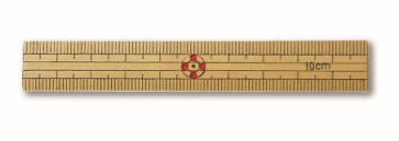 Bamboo Ruhlers cm and inch