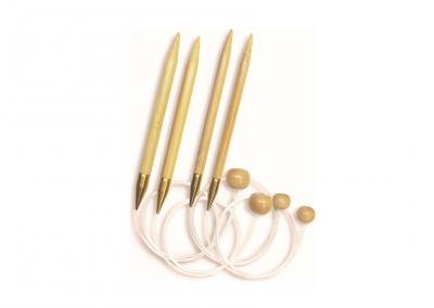 Flex Single Pointed Needle50cm(19.5″)set of 2