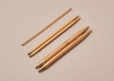 KoshitsuInterchangeable Circular Needle Pair Tips14cm (5.5″)