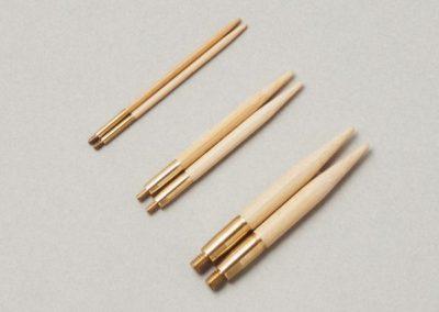 ShirotakeInterchangeable Circular Needle Pair Tips5cm (2″)