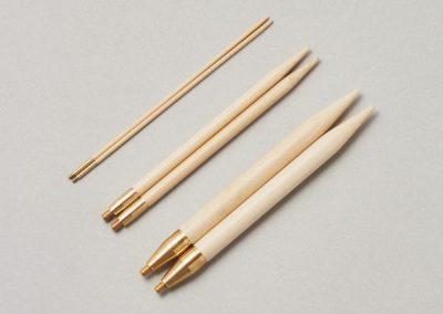 ShirotakeInterchangeable Circular Needle Pair Tips12.5cm (5″)