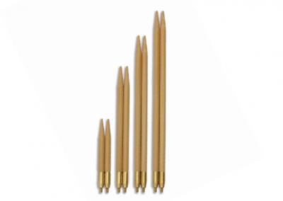 KoshitsuInterchangeable Circular Needle Pair Tips 5cm(2″), 10cm(4″), 12.5cm(5″), 14cm(5.5″)M1.8, M2, M4