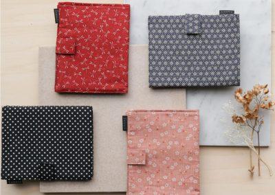 Seeknit Fabric CasesDualis CaseSeeknit CaseType AType BType ECord Case