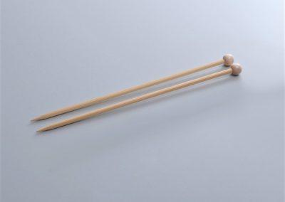 Single Pointed Needle23cm(9″)set of 2